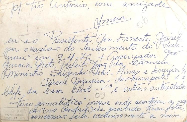 Ymera Senatore Fedrizzi: uma mulher à frente do seu tempo